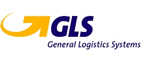 Logo corriere GLS General Logistics Systems